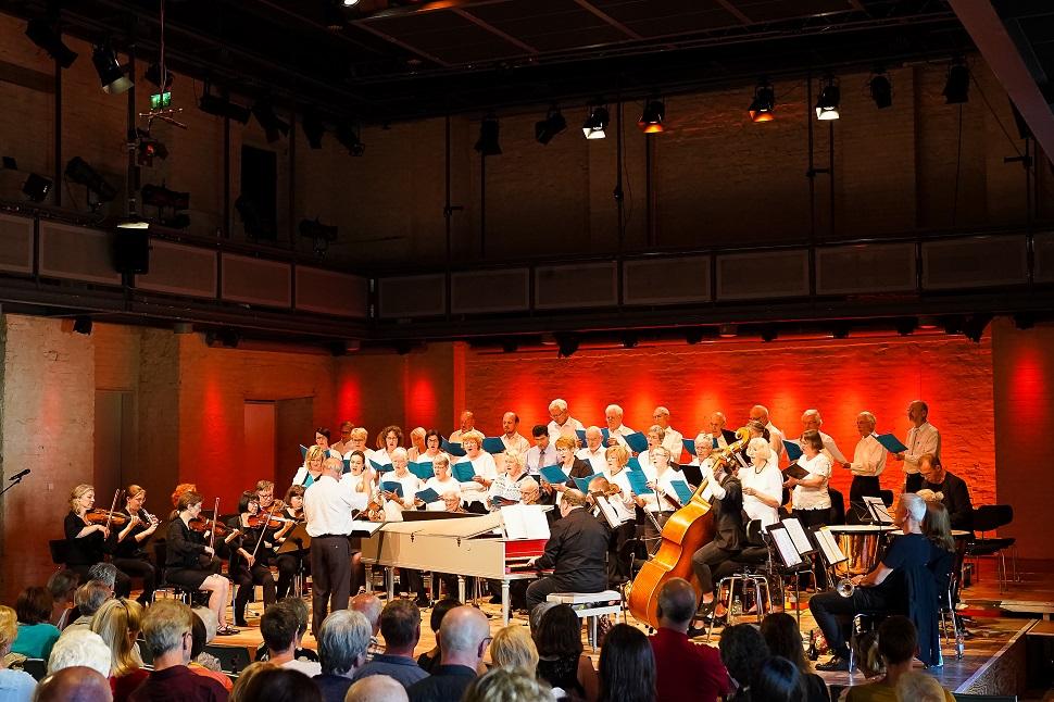 Chorkonzert an Pfingsten 2019
